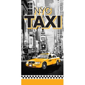 magic prosop NYC taxi