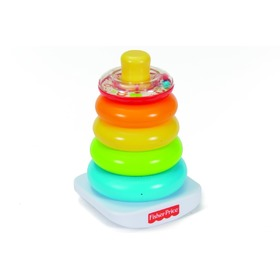 Inele pe stâlp Fisher Price