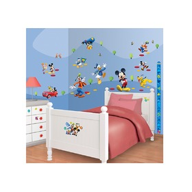 autocolante Disney Mickey Mouse, Walltastic, Mickey Mouse