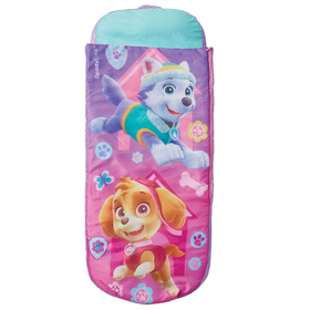 gonflabile copii pat 2v1 Paw Patrol - Skye și Everest, Moose Toys Ltd , Paw Patrol