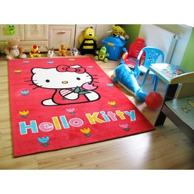 Covor Hello Kitty 756, TodaCarpets, Hello Kitty