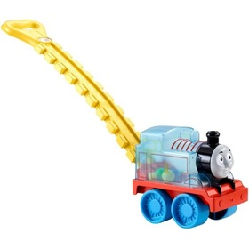 Antepremergator 2-in-1, Locomotiva Thomas-Fisher Price, Fisher Price