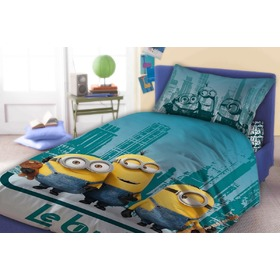 copii lenjerie Mimon 01, Faro, The Minions