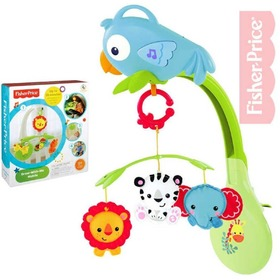 Fisher Price carusel 3 în 1 pădurile tropicale, Fisher Price