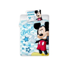 copii lenjerie Mickey mouse 05