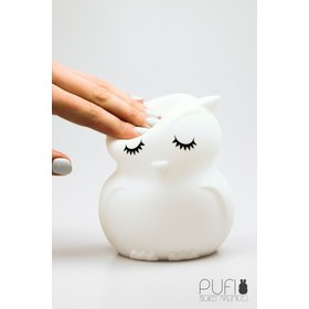 lampă LED-uri tampoane - owlet, cotton love