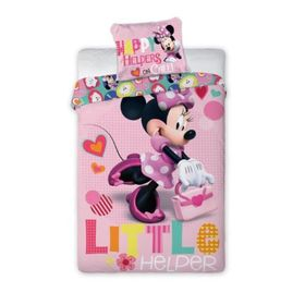 copii lenjerie Minnie Mouse - mic ajutor, Faro, Minnie Mouse